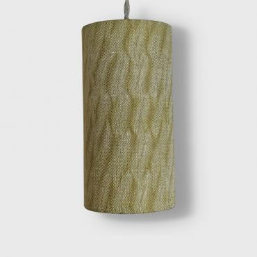 Cylindrical Lampshade collection Shibori