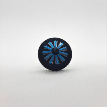 Adjustable ring Roue Bleue