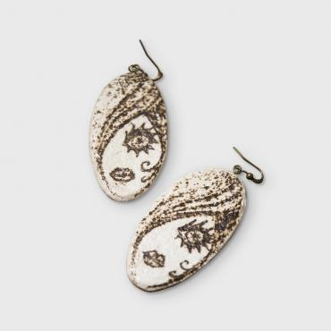 Earrings Les Coquettes