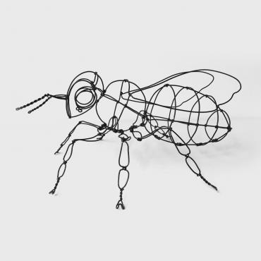 Sculpture Abeille