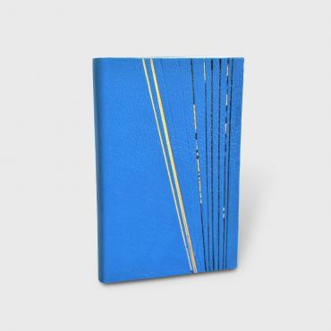 Notebook filets d'or