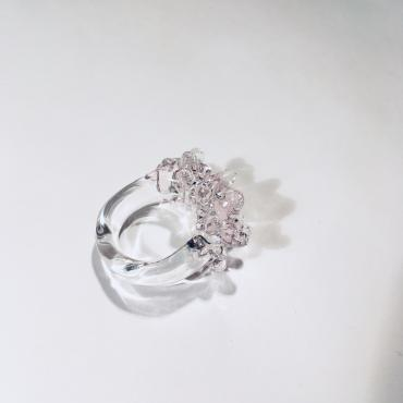 Ring pink Mûre