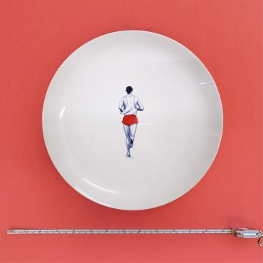 MONTHLY PLATE • French run