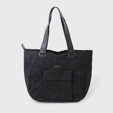 Handbag Audrey Arabesque black