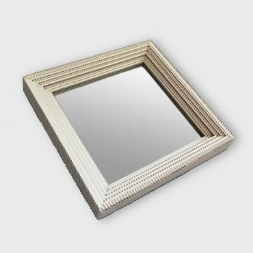 Mirror Square Grey