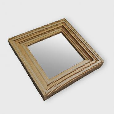 Mirror Square Natural
