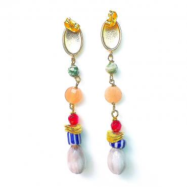 Earrings Laurasia
