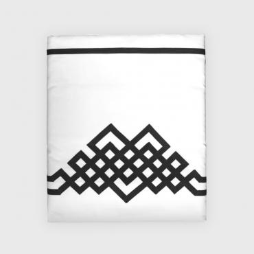 Duvet cover 260X240 Night & Day N°24