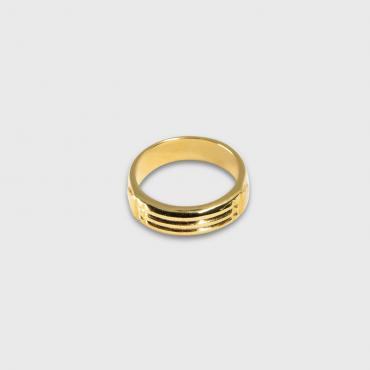 Ring Atlante gold plated