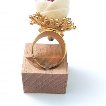 Ring  Cambria Red