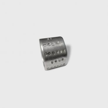 #Poetique, Customized Message Ring