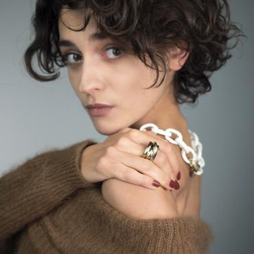 Bague XL Loop