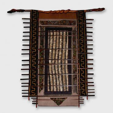 Wall hanging ethnic Bantou