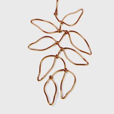 Long necklace Hedera