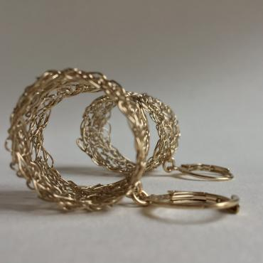 Earrings Filament