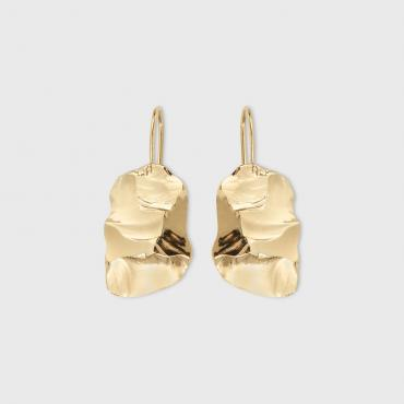 Boucles d'oreilles Back to Basics n°3 or