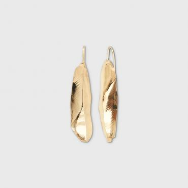 Boucles d'oreilles Back to Basics n°4 or