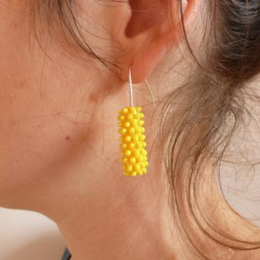 Earrings Cactus