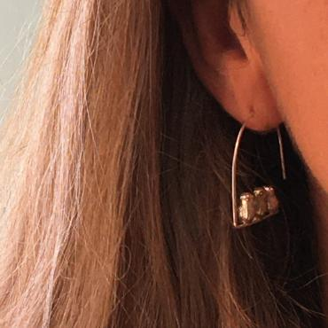 Earrings chiacchierare