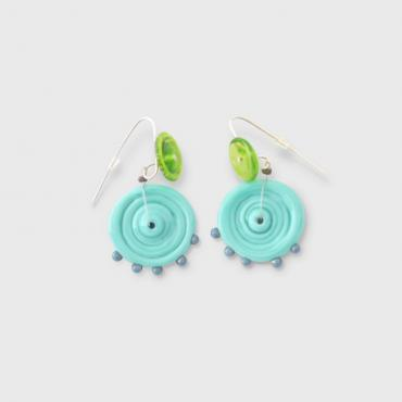 Earrings Coco Blue