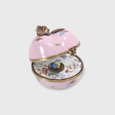 Music box Pink Apple