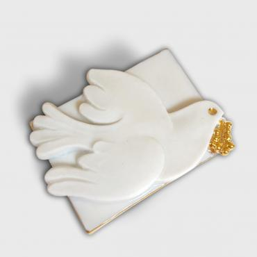 Jewelry box Dove