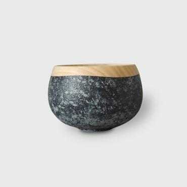 Tea bowl in wood