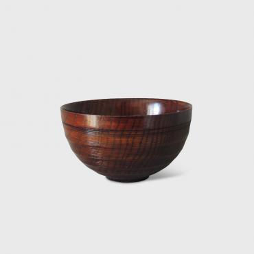 Bowl laque urushi