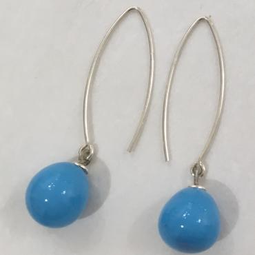 Long Earrings goutte