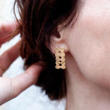 Earrings Antik