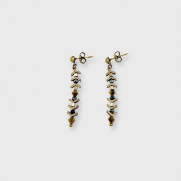 Earrings collection Pagode