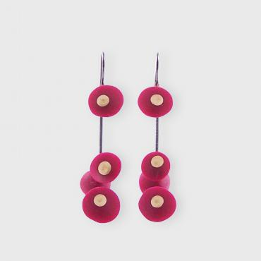 Earrings Coquillages