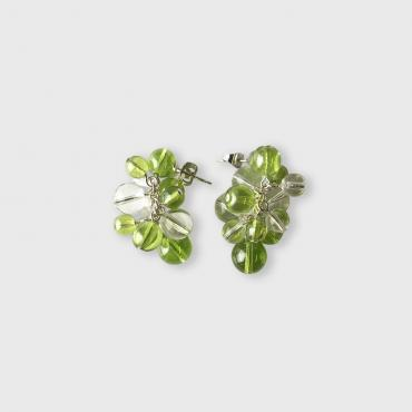 Earrings Rithm L - Vert