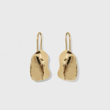 Boucles d'oreilles Back to Basics n°1 or