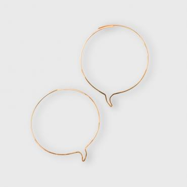 Boucles d'oreilles Telling Stories M