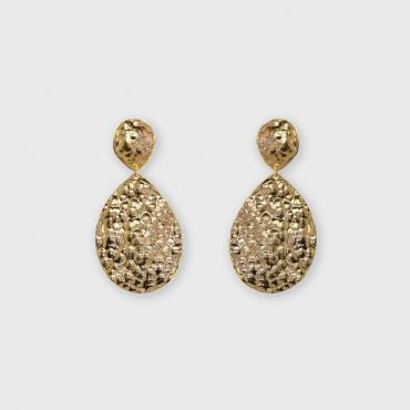Earrings Byzance gold