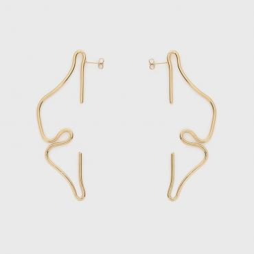 Earrings Ciga