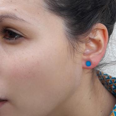 Earrings couleur