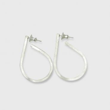 Earrings CURIEUX, collection ASSYMETRICS