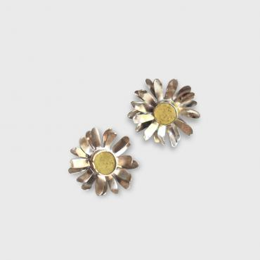 Earrings Marguerites