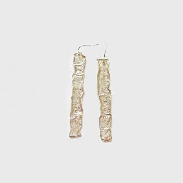 Earrings Parchemins