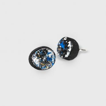 Earrings GIN-BLUE-PALLA-KIN-MIMI-WA 1