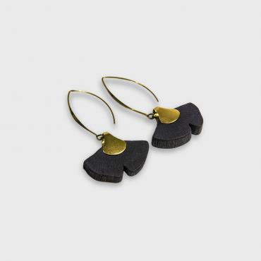 Earrings HIME-SASHI-DAI-GINKO 4