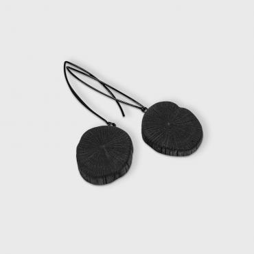 Earrings KURO-FULI