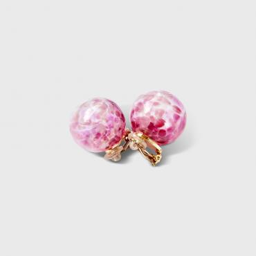Earrings collection Transparence luxe