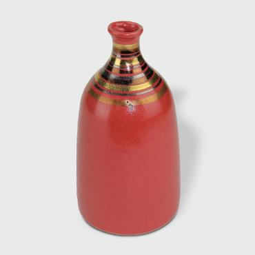 Bouteille rouge moyenne