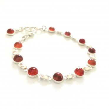 Bracelet BILLES pink-orange