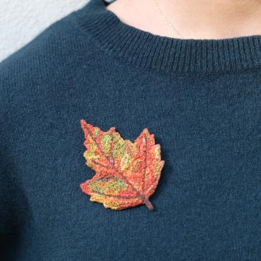 Broche Phillo n°1 - collection Forest