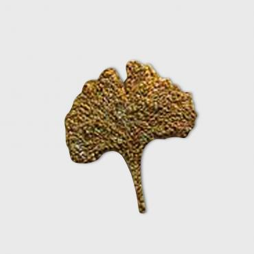 Broche Ginkgo n°3 - collection Forest
