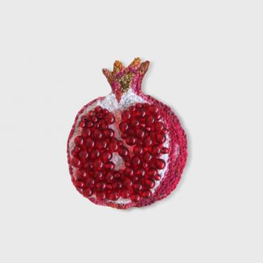 Broche Grenade bÕ fruit